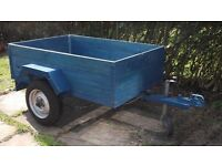 BOX TRAILER Very Good Condition £225, OLDHAM