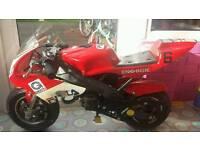 50cc mini midi moto