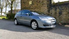 citroen C4 coupe loverly condition inside and out