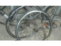 Mavic Aksium Elite Wheelset 11 Speed Road