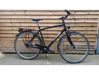 Specialized Globe City 6 Hybrid Town and Country Commuter Bike