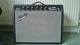 Fender Princeton 65 re-issue guitar amp