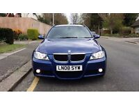 2008 E91 BMW 3 Series 320i 2.0 M Sport Edition,170 BHP Touring , quick sale no time wasters