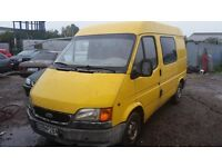 LHD FORD TRANSIT DIESEL , we have more left hand drive ---15 cheap cars on stock---