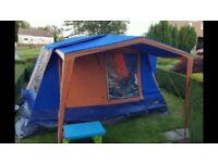 Sunncamp Residence 6 Chalet style tent