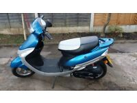2012 50cc scooter Pulse BT 49 Bargain motorcycle