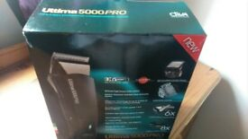 Ultima pro 5000 clippers
