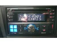 Alpine Car stereo Bluetooth mp3 USB handsfree