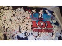 6ft+ canvas 101 Dalmatians disney banner