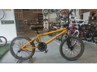 DK EIGHT PACK BMX BIKE