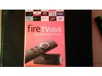 amazon fire stick with alexa voice remote brand new,loaded with kodi and mobdro