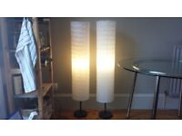 Floor Lamp Holmo IKEA (2 available) £2 each