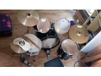 Performance percussion drumkit