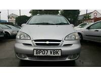Chevrolet Tacuma SX Silver 1.6 MPV Clean Car