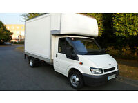 2005/05 Ford Transit Luton 350 LWB 2.4 Turbo Diesel 12' body
