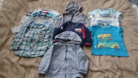 Baby boy bundle 9-12