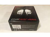 Beats By Dre Powerbeats2 Wireless Earphones, New, Unopened