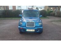 Taxi Tx2 Gold Automatic 02 perfect driver Mot 5 months