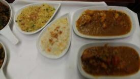 Indian Cuisine Curries Made At Home