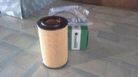 Mercedes cl55 oil filter