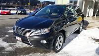 2013 Lexus RX 350 PREMIUM PACKAGE