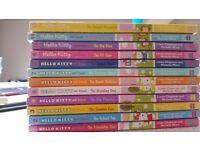 Hello Kitty & Friends Books.