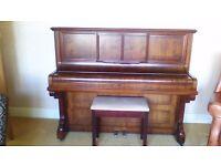 Gebruder Knake Upright Piano