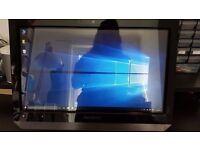 Lenovo c325 Dual Boot Win7 & Win 10 , All-in-1 ,Touchscreen PC , Dual core , 4gb , 500gb hdd