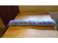 Draught excluder. Unique design. Only £2