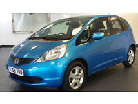 2009 58 HONDA JAZZ 1.3 I-VTEC ES I-SHIFT 5d AUTO 98 BHP*FINANCE AVAILABLE*PART EX WELCOME