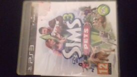 SIMS pets game for PS3