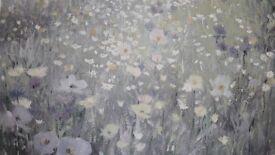 Laura Ashley Summer Meadow Canvas