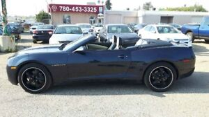 2013 Chevrolet Camaro 2LT RS Automatic, Convertible, HUD,Leather