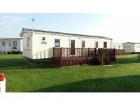 3 bed caravan for hire, West Sands, Selsey, Bunn Leisure.