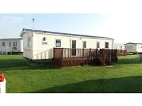 3 bed caravan with veranda for hire, West Sands, Selsey, Bunn Leisure.