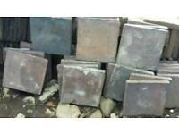 7,000 victorian floor quarry floor tiles reclaimed
