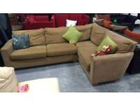 Fabric corner sofa for 145