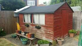 Shed 8' x 10' free to collector