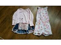 Girls 2-4 years next clothes
