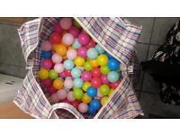 large bag of ball crawl balls