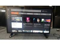 """Digihome 32"""" Smart WiFi LED HD Freeview TV"""