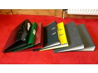 Ring binders and lever arch files