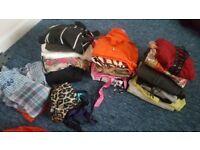 Women clothes size 8 10 . 23 items