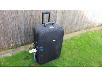 Large wheeled Suitcase Luggage bit of damage hense price!