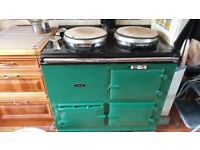 2 oven gas fired AGA for sale