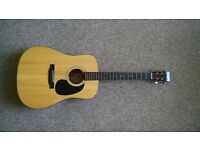 Recording King RD-316 Acoustic Guitar - AAA Adirondack solid top