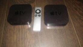 apple tv x2