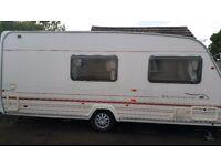Ecles moonstone caravan