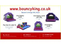 Bouncy Castle Hire From BouncyKing
