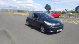 2008 reg Peugeot 207 1.4 in black ,low insurance ,px welcome